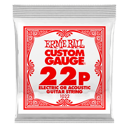 .022p PLAIN STEEL ELECTRIC OR ACOUSTIC GUITAR STRING