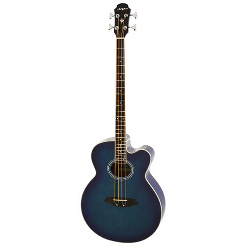 Aria FEB 30M Electro Acoustic Blue Shade