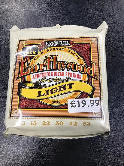 Earthwood Light 3 Pack