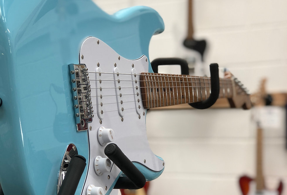 Overton Deluxe Surf Blue