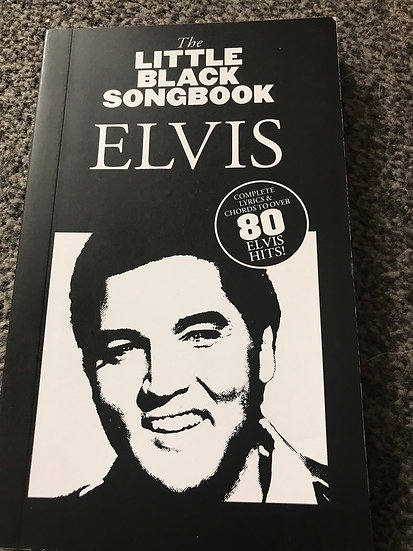 Little black book  Elvis