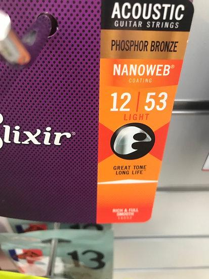 Elixir Nanoweb 12s