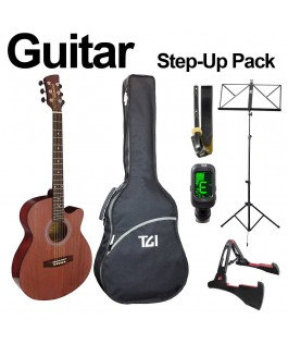 Guitar Step Up Pack