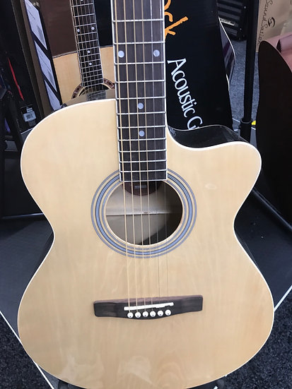 Woodstock electro acoustic