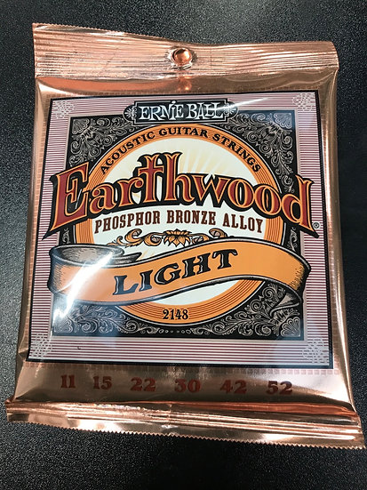 Earthwood Phosphor Bronze Light