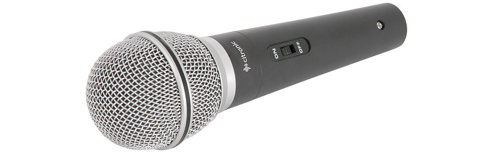 Citronic Dynamic Microphone