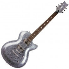 DAISY ROCK 'ROCK CANDY CLASSIC' ELECTRIC GUITAR ~ PLATINUM SPARKLE