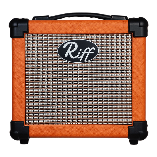 RIFF BATTERY / MAINS 10W AMP