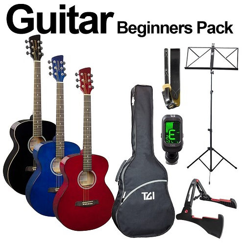 Guitar Pack - Beginners