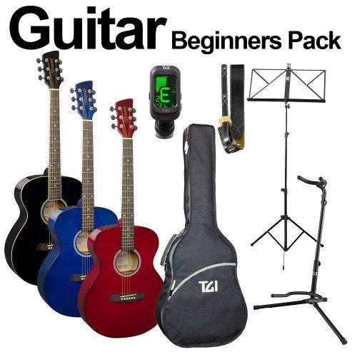 Beginners Guitar Pack