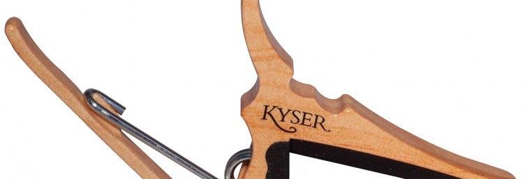 KYSER CAPO ACOUSTIC MAPLE