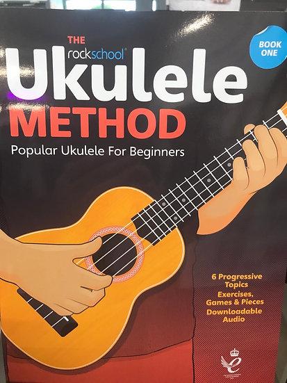 The Rockschool ukulele Method
