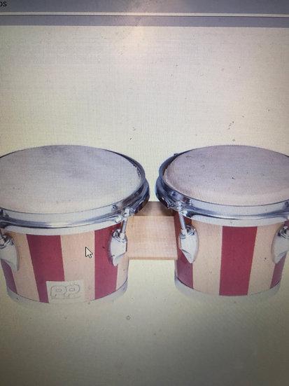 PP World 2 tone bongos