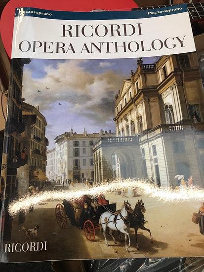 Recordi  Opera Anthology