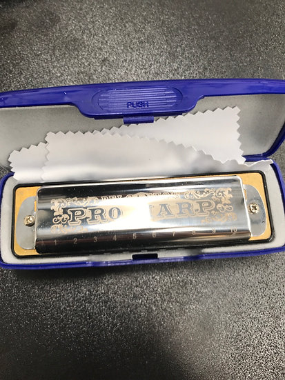 Belcanto Blues Harp