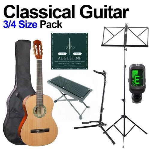 3/4 size classical bundle