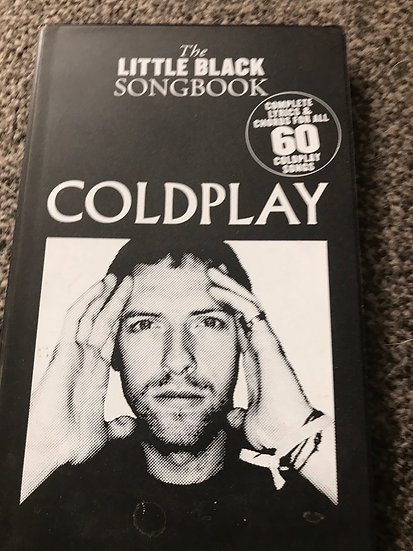 Little black book  Coldplay
