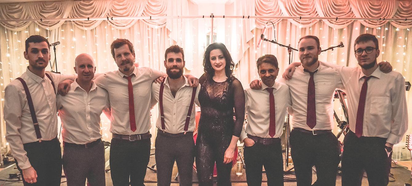 Frisco Monk - Wedding Band - Essex Band