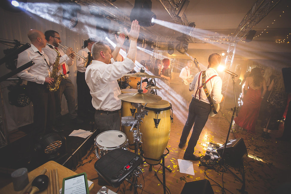 Frisco Monk | Weddings | Funtion Band | Disco Funk