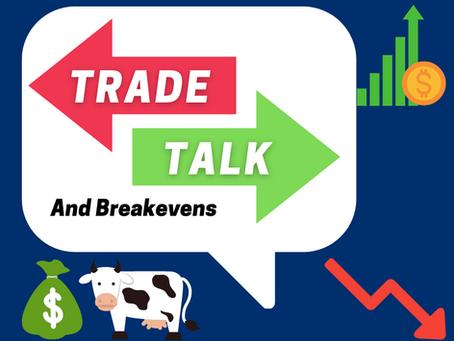 Trade Talk and Break Evens: Round 19