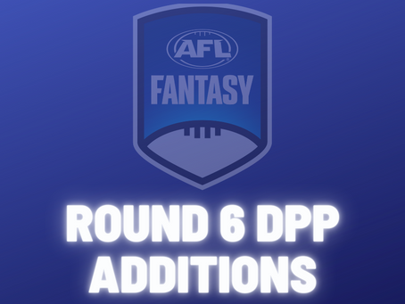 Round 6 DPP Review