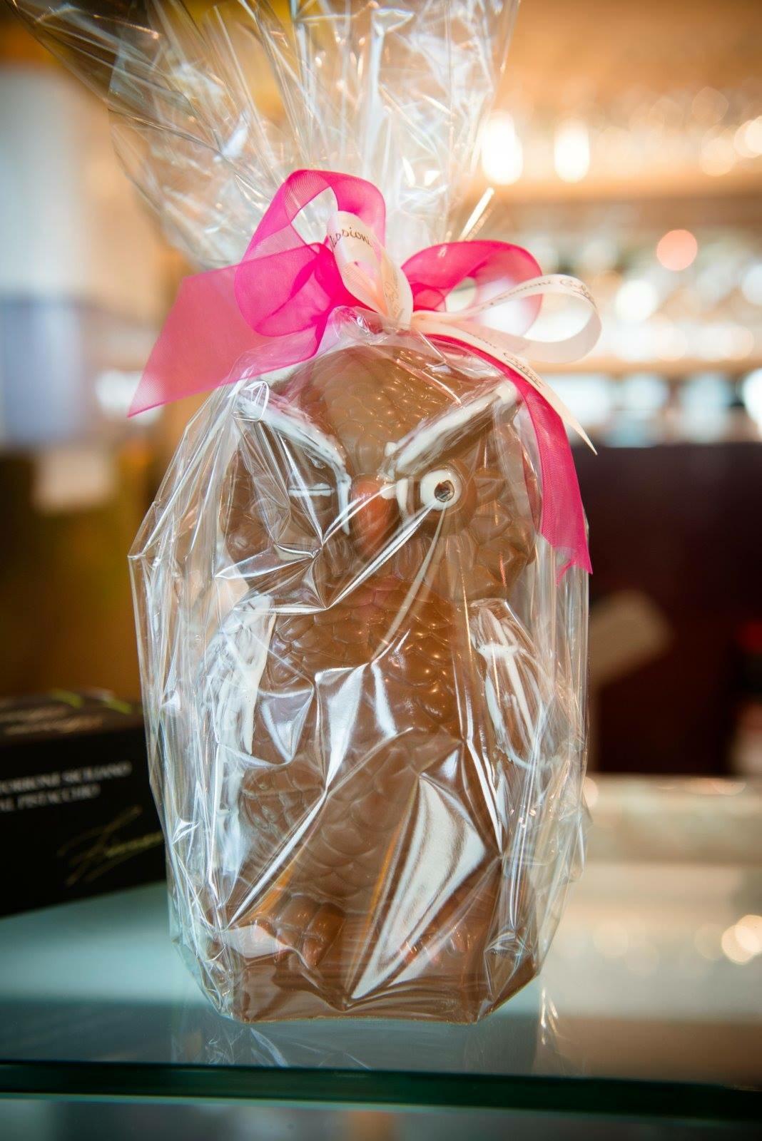 Gufetti di cioccoata artigianale