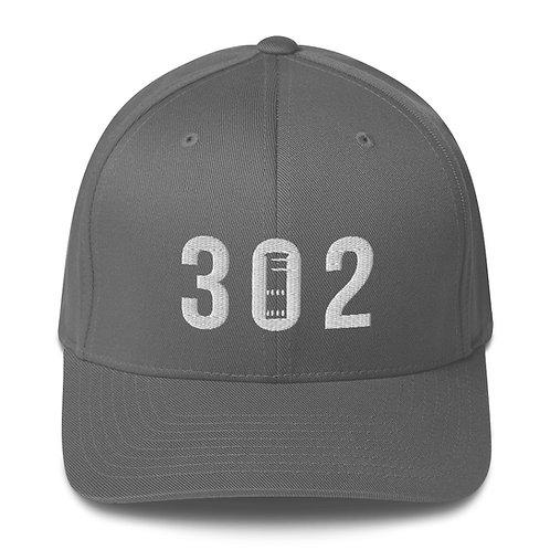 """Flexfit """"302"""" Twill Cap"""