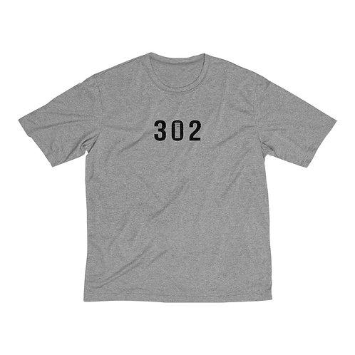 Men's 302 Heather Dri-Fit Tee