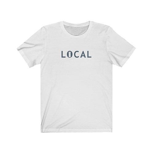 """""""Local"""" Short Sleeve Tee"""