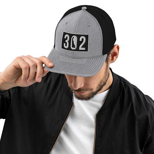 302 DE Trucker Cap