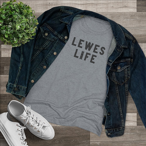 Women's Lewes Life Triblend Tee