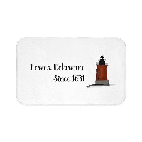 Lewes Lighthouse Bath Mat