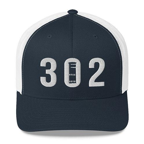 """""""302"""" Trucker Cap"""