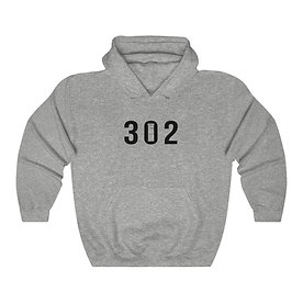 Unisex Heavy Blend™ 302 Tower Hooded Sweatshirt