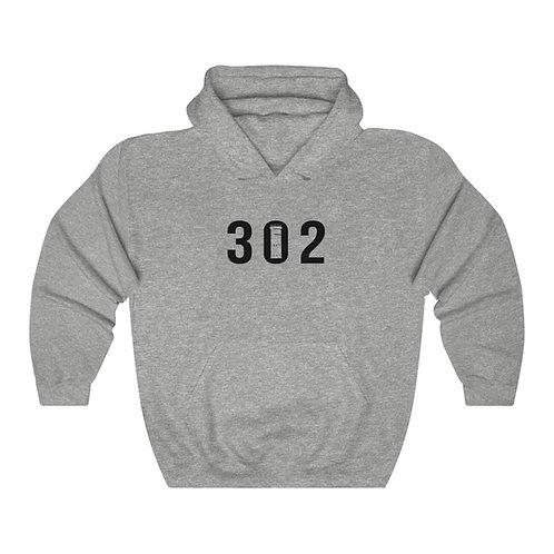 Unisex Heavy Blend™ 302 Tower Hooded Sweatshirt