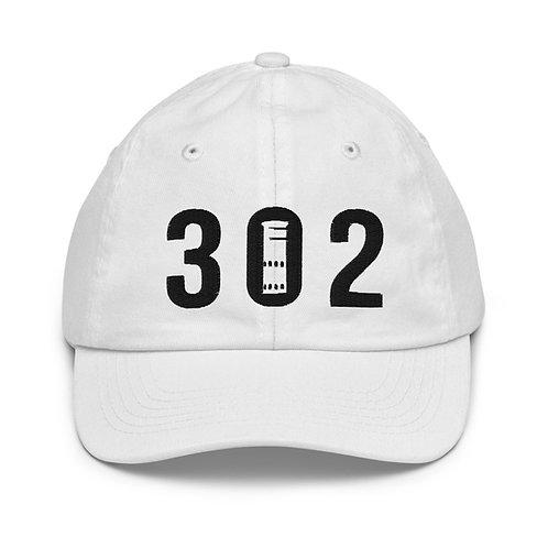 302 Tower Youth baseball cap