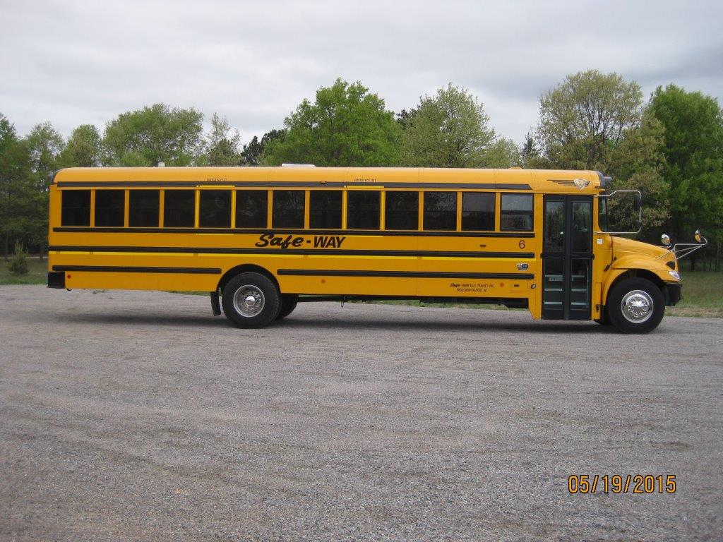 Safe Way bus