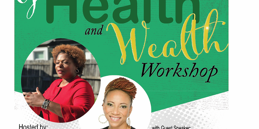 Free Growth, Health and Wealth Workshop