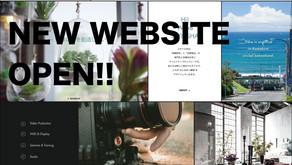 NEW WEBSITE OPEN!!
