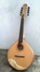 Temple Mandolins TM-000