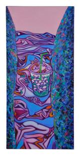 142 빛의퐁듀 2 65.2X31cm Oil on canvas.jpg