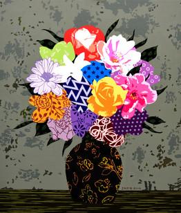 14_Blossom_Acrylic on canvas_45.5x53.0_1