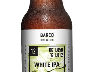 WHITE IPA - A PRIMEIRA CERVEJA DO LABORATÓRIO DA BARCO