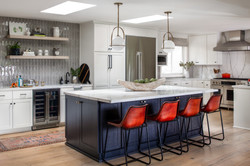 Modern new kitchen for a family of 3 you