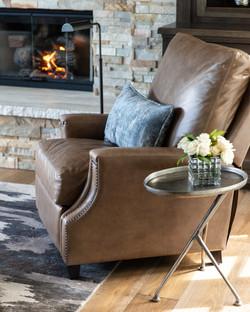 Family Room recliner