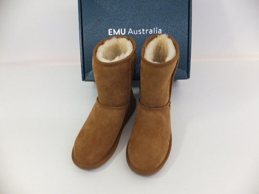 EMU(エミュー)ムートンブーツ W10002