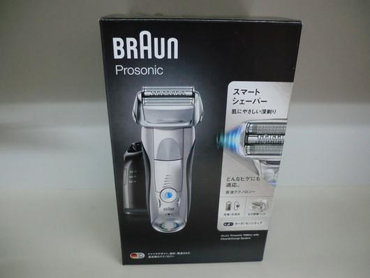BRAUN/シェーバー/Prosonic/7090CC/