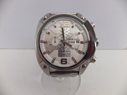 DIESEL メンズ腕時計 クロノグラフ DZ-4203