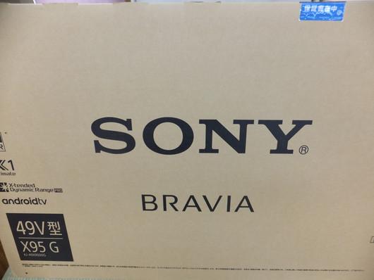 SONY/液晶テレビ/KJ-49X9500G/