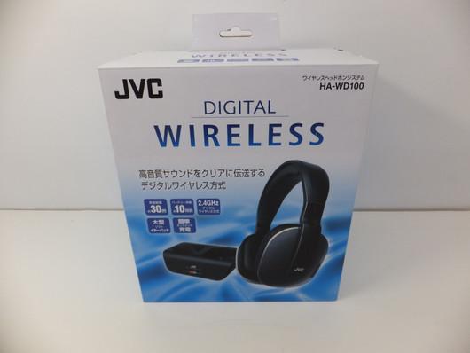 JVC 密閉型ワイヤレスヘッドホン